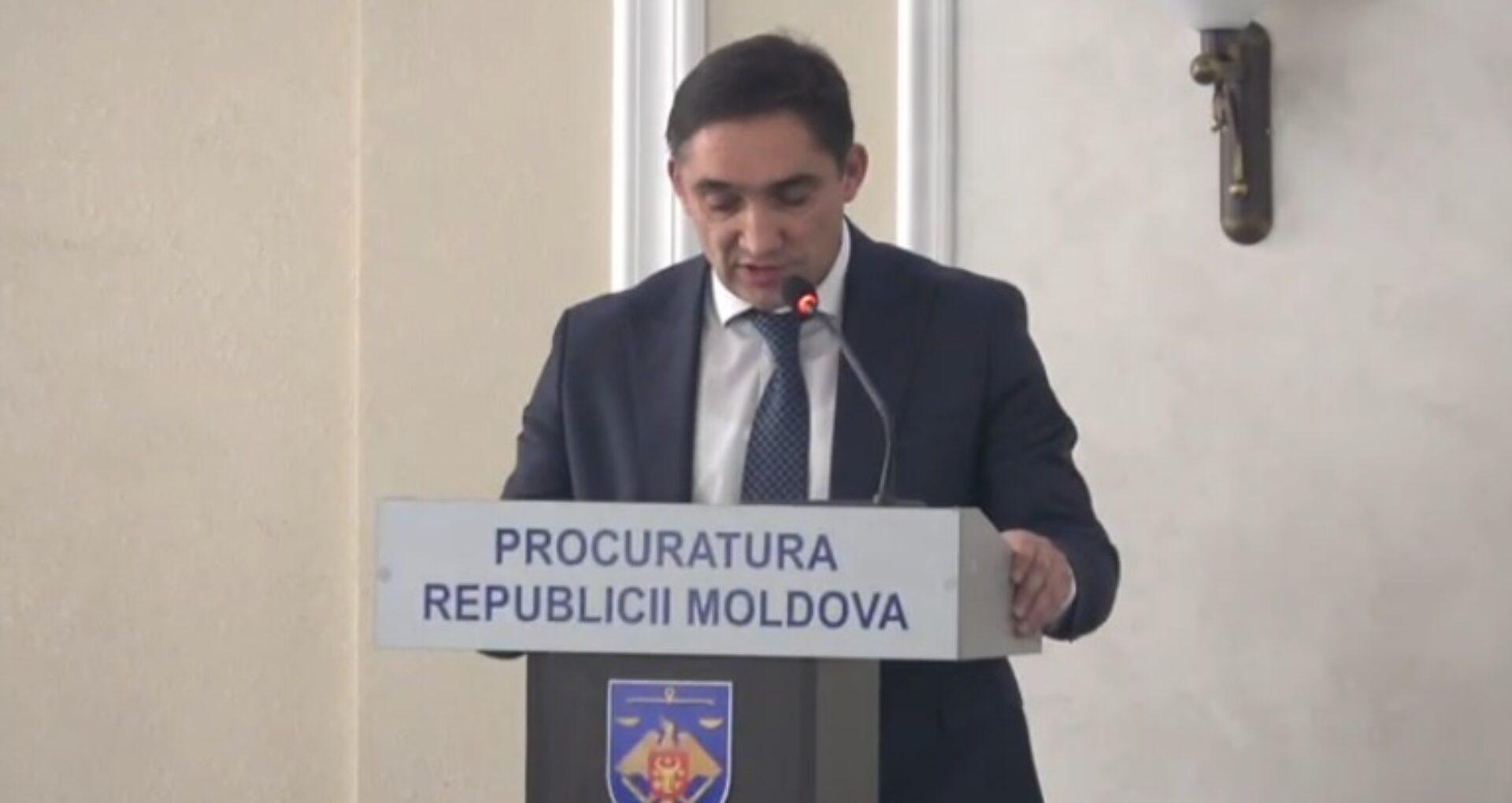 Stoianoglo, despre cum Procuratura a distrus business-ul și a urmărit ilegal cetățeni. Discursul rostit în fața procurorilor