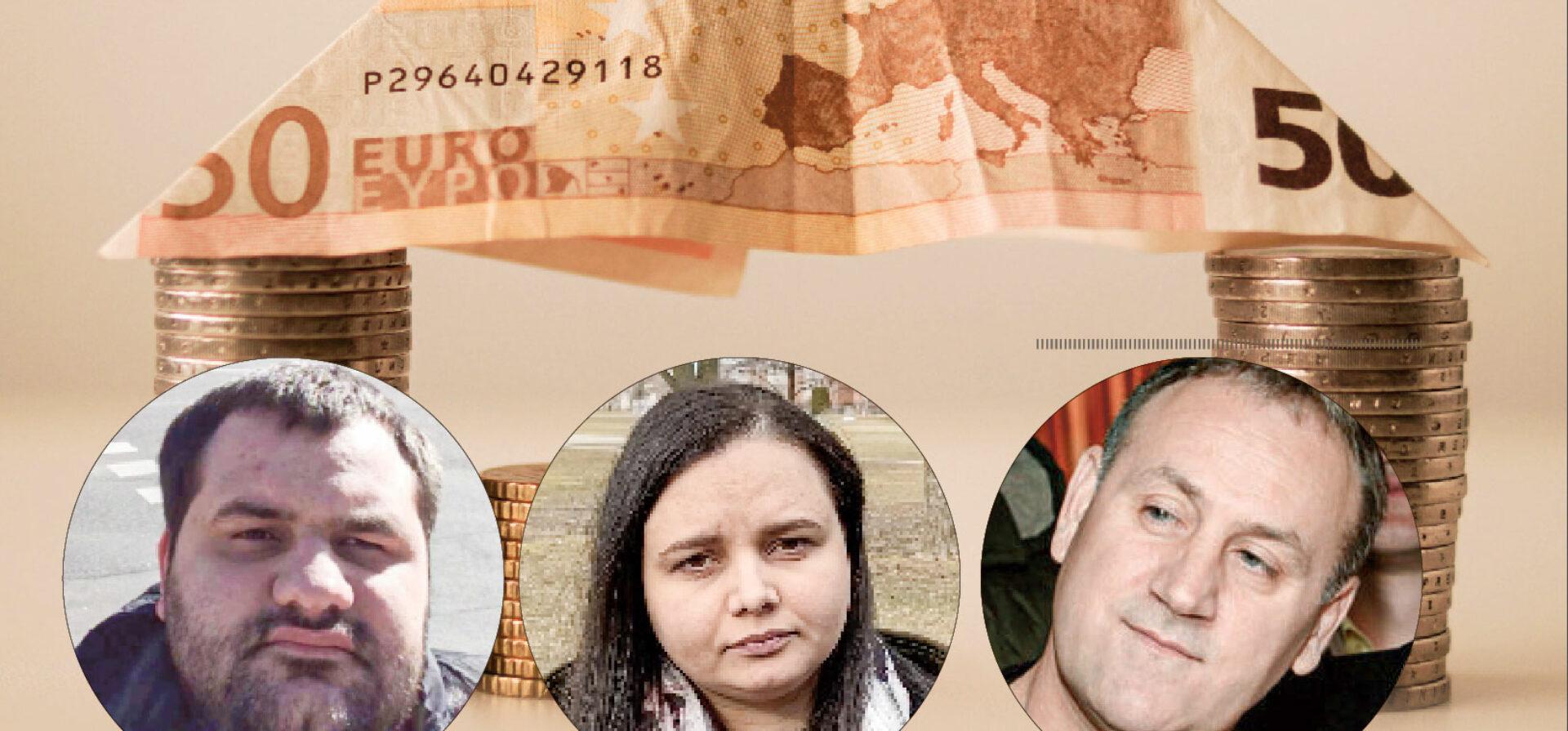 VIDEO/ Cum să devii milionar prin împrumuturi nerambursate și promisiuni ilegale neonorate. În rolul principal — fiul procurorului-șef al Capitalei