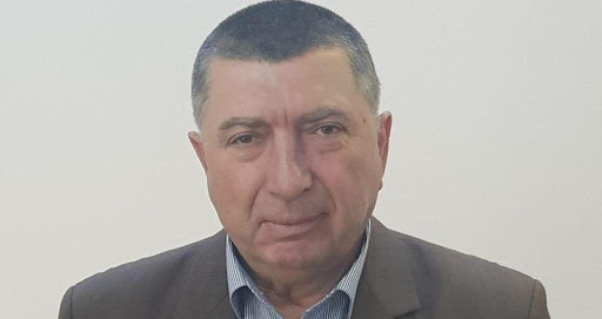 Președintele raionului Ștefan Vodă s-ar fi infectat cu COVID-19 a doua oară