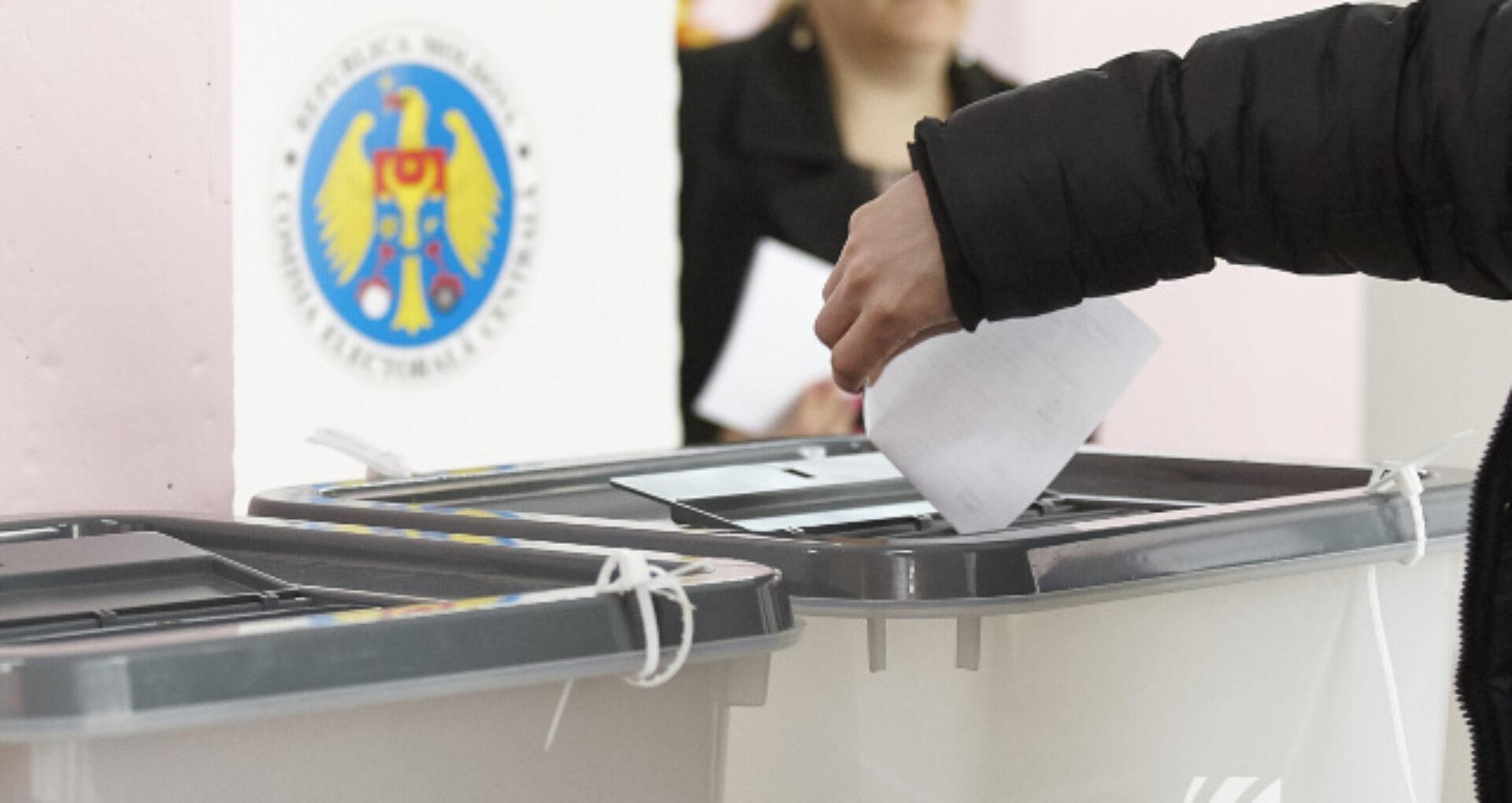CEC: În cadrul alegerilor de duminică în toate secțiile de votare va funcționa sistemul de înregistrare video