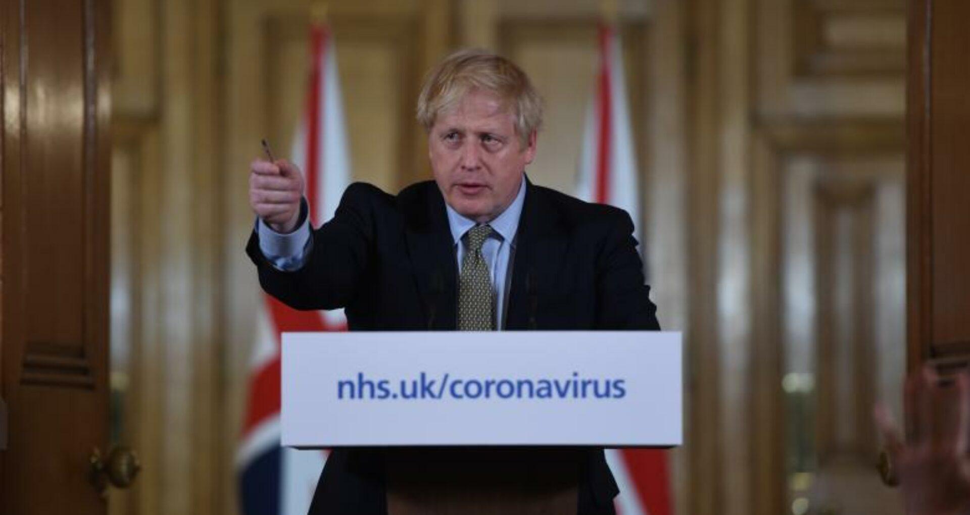 Marea Britanie: Amendă de până la 10 000 de lire în cazul nerespectării carantinei