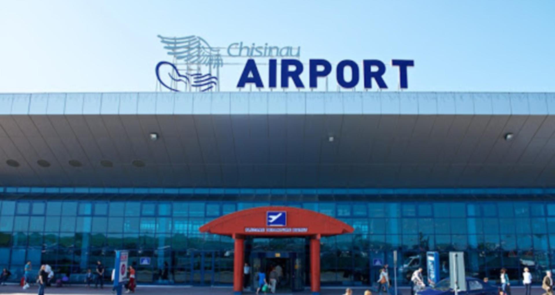 Focul haric a ajuns pe aeroportul de la Chișinău. Cu ce avion a fost adus