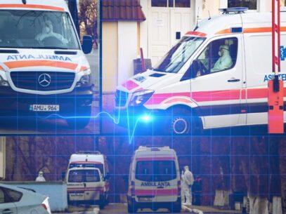 Patru instituții medicale din țară, focare de COVID-19: Spitalul Clinic din Bălți, cel mai afectat – 62 de angajați infectați
