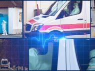 VIDEO/ COVID-19 în R. Moldova: 1610 cazuri noi și 23 decese, înregistrate în ultimele 24 de ore. MSMPS face apel către populație să respecte măsurile de sănătate publică