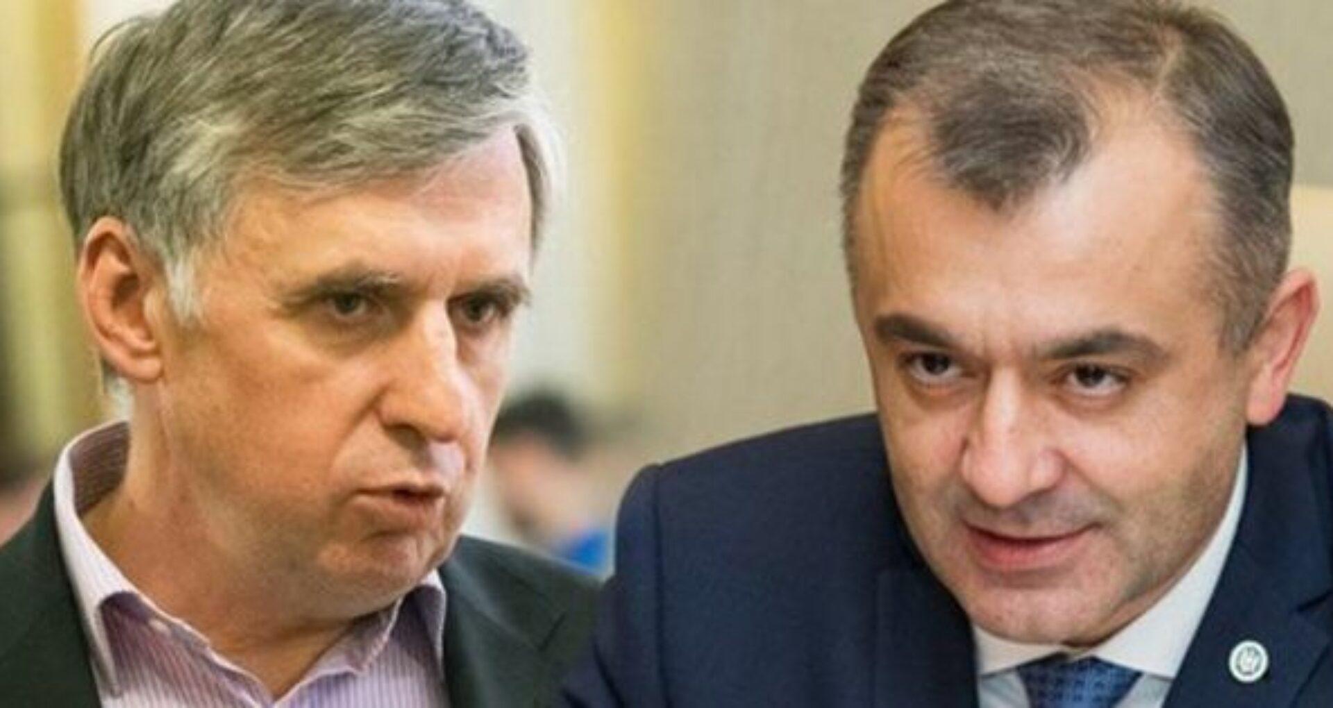Duel pe Facebook între un fost și actual prim-ministru. Chicu și Sturza se ceartă în mediul online