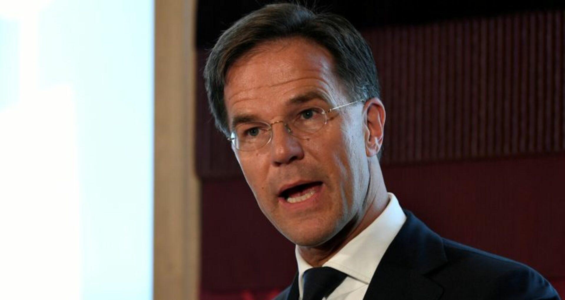 Premierul Olandei vrea să permită o imunitate colectivă: Realitatea este că o mare parte a populației va fi infectată de coronavirus