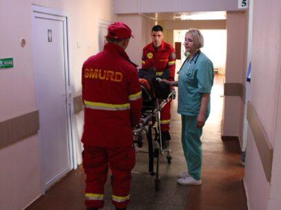 Spitalul din Cahul, a treia instituție raională activată pentru preluarea cazurilor de COVID-19. Ce spune administrația