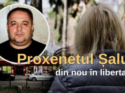 VIDEO/ Proxenetul Șalun și membrii grupării sale – din nou în libertate. Mărturiile unei victime