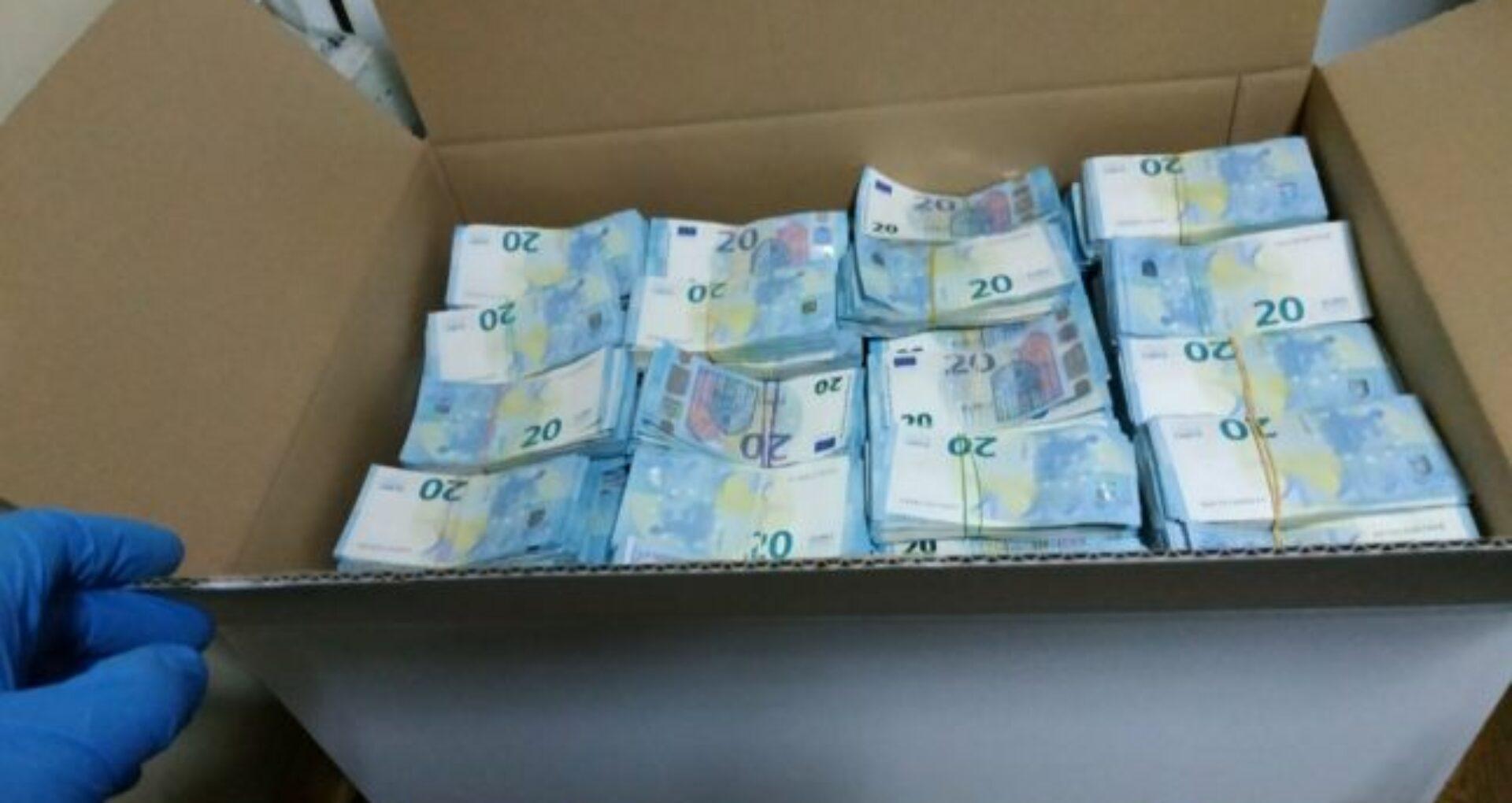 Noi detalii despre captura de 1, 5 milioane de euro nedeclarați depistați la vama Leușeni. Legăturile dintre un reprezentant al companiei care gestionează tirul și o federație sportivă din Moldova