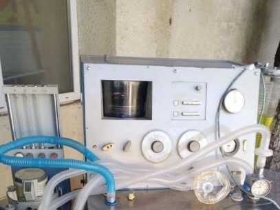 VIDEO/ ZdG în căutarea celor  500 de aparate pentru respirație artificială, anunțate de autorități