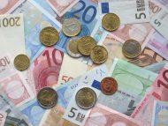 Euro depășește pragul de 21 de lei pentru prima dată în ultimii trei ani