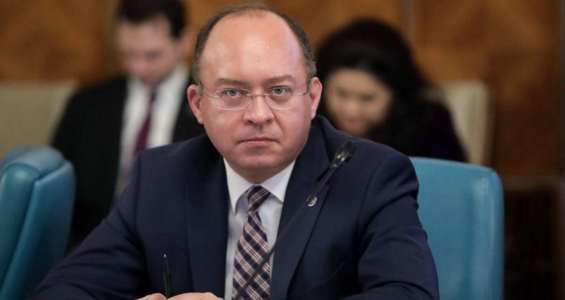 Ministrul român de externe Bogdan Aurescu va efectua mâine o vizită în R. Moldova