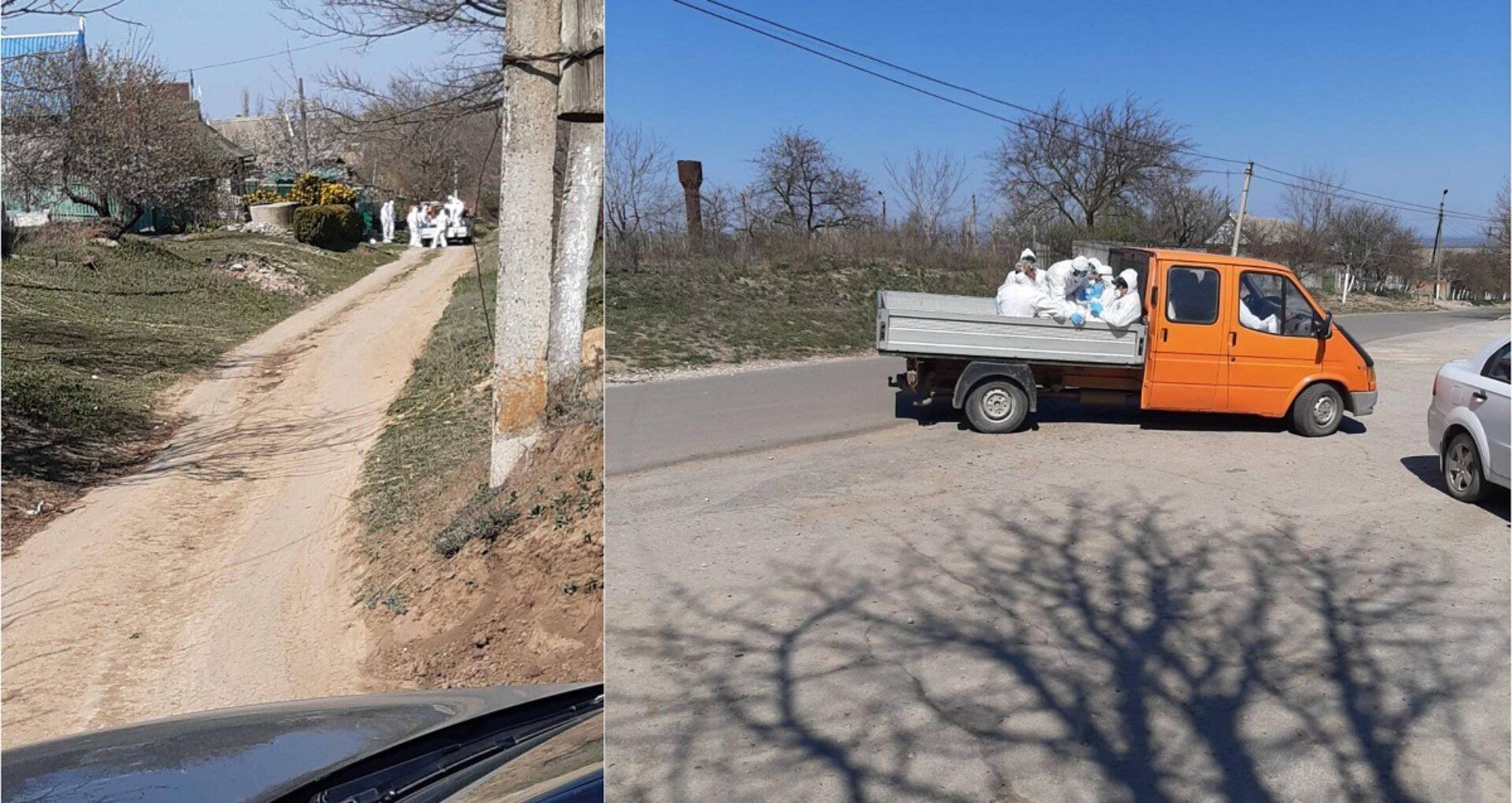 FOTO/ Deces suspect la Ștefan Vodă: O femeie a fost înmormântată fără a i se preleva probe, chiar dacă a stat în aceeași secție cu o femeie decedată din cauza COVID-19