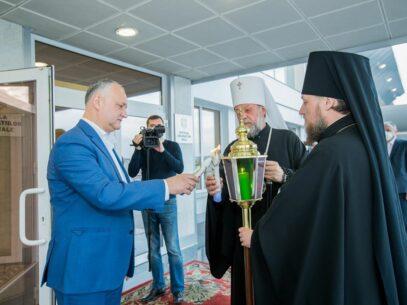 DOC/ Mitropolia Moldovei cere eliminarea restricțiilor cu privire la slujbele religioase, amenințând în caz contrar  că nu-i va pomeni pe guvernanți în rugăciunile Bisericii