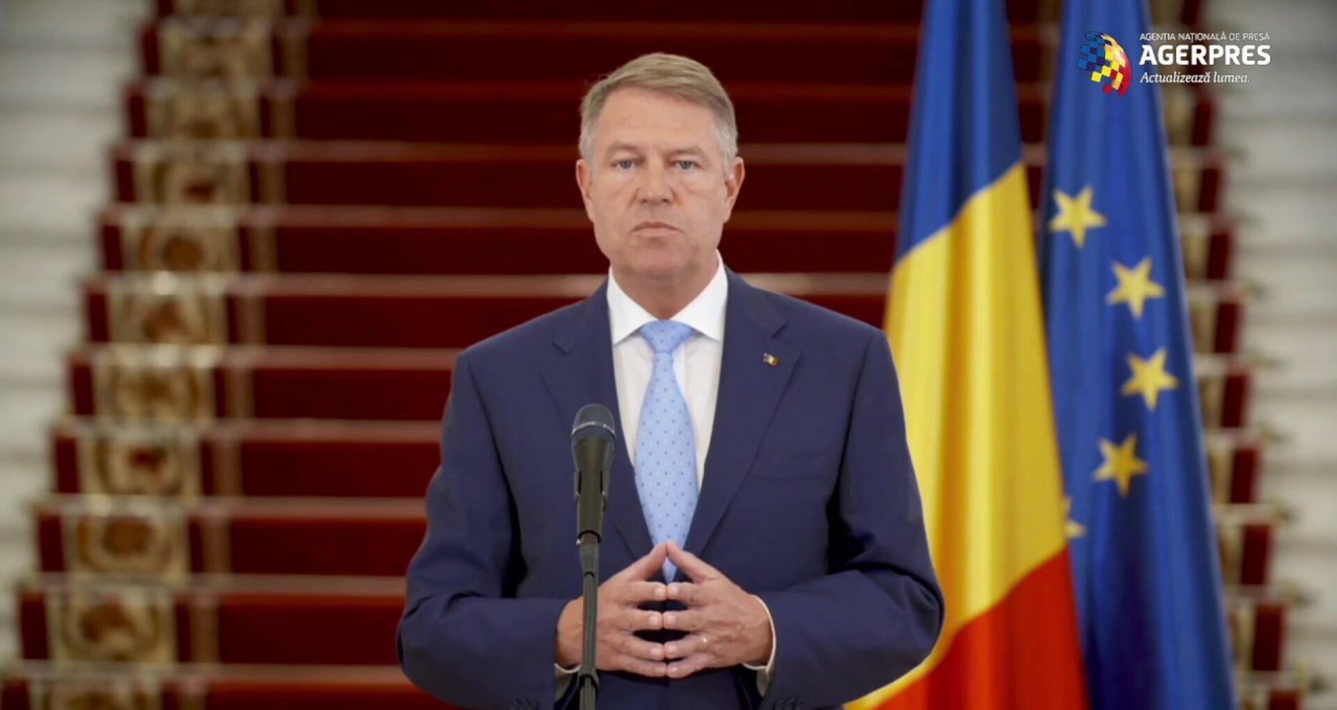 România: Alegeri locale 2020: Președintele și-a exprimat dreptul la vot