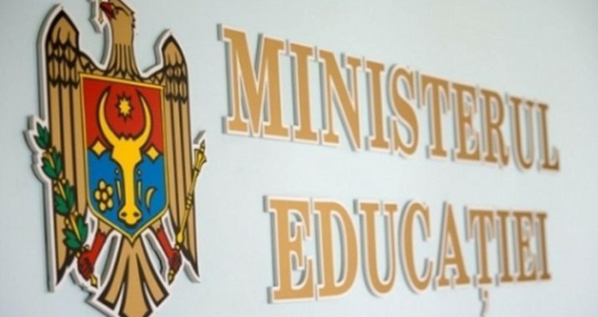 """Reacția Ministerului Educației la solicitarea AO """"Părinți Solidari"""" cu privire la asigurarea accesului la procesul de învățare la distanță pentru toți elevii"""