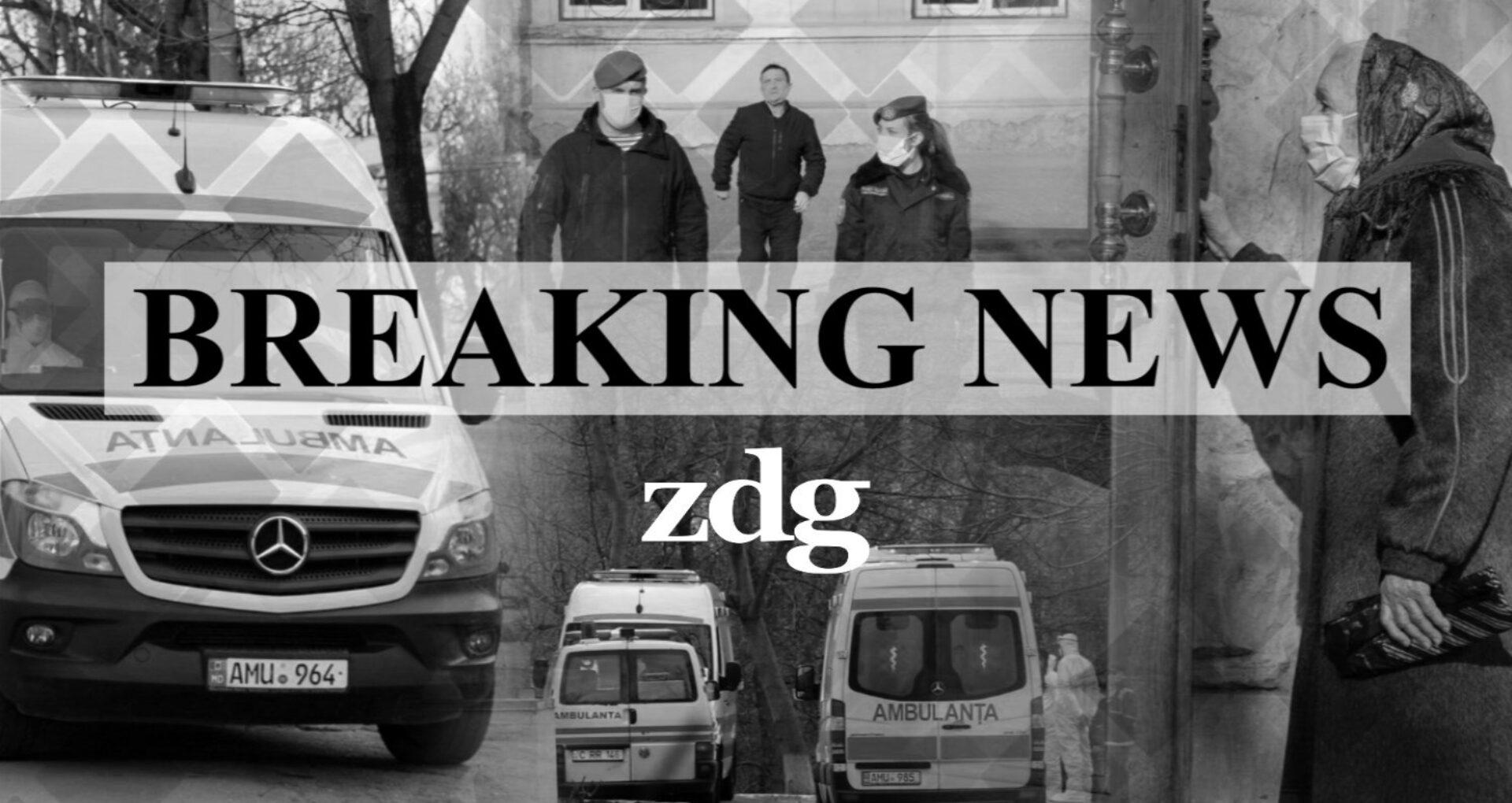 ULTIMA ORĂ! Stare de urgență în R. Moldova, pentru o perioadă de 60 de zile. Principalele restricții care vor fi impuse