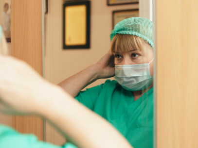 """""""Atunci când aud că unii spun despre coronavirus că este un fleac, i-aș invita să vorbească direct cu vreun pacient din Secția Reanimare"""". Interviu cu șefa Secției Terapie Intensivă și Reanimare de la Spitalul """"Toma Ciorbă"""""""