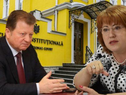 DOC/ Decizia instanței la solicitarea lui Vladimir Țurcan de anulare a hotărârii prin care acesta a fost destituit din funcția de președinte al CC