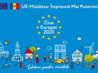 Ziua Europei 2020, sărbătorită online. Activitățile pregătite