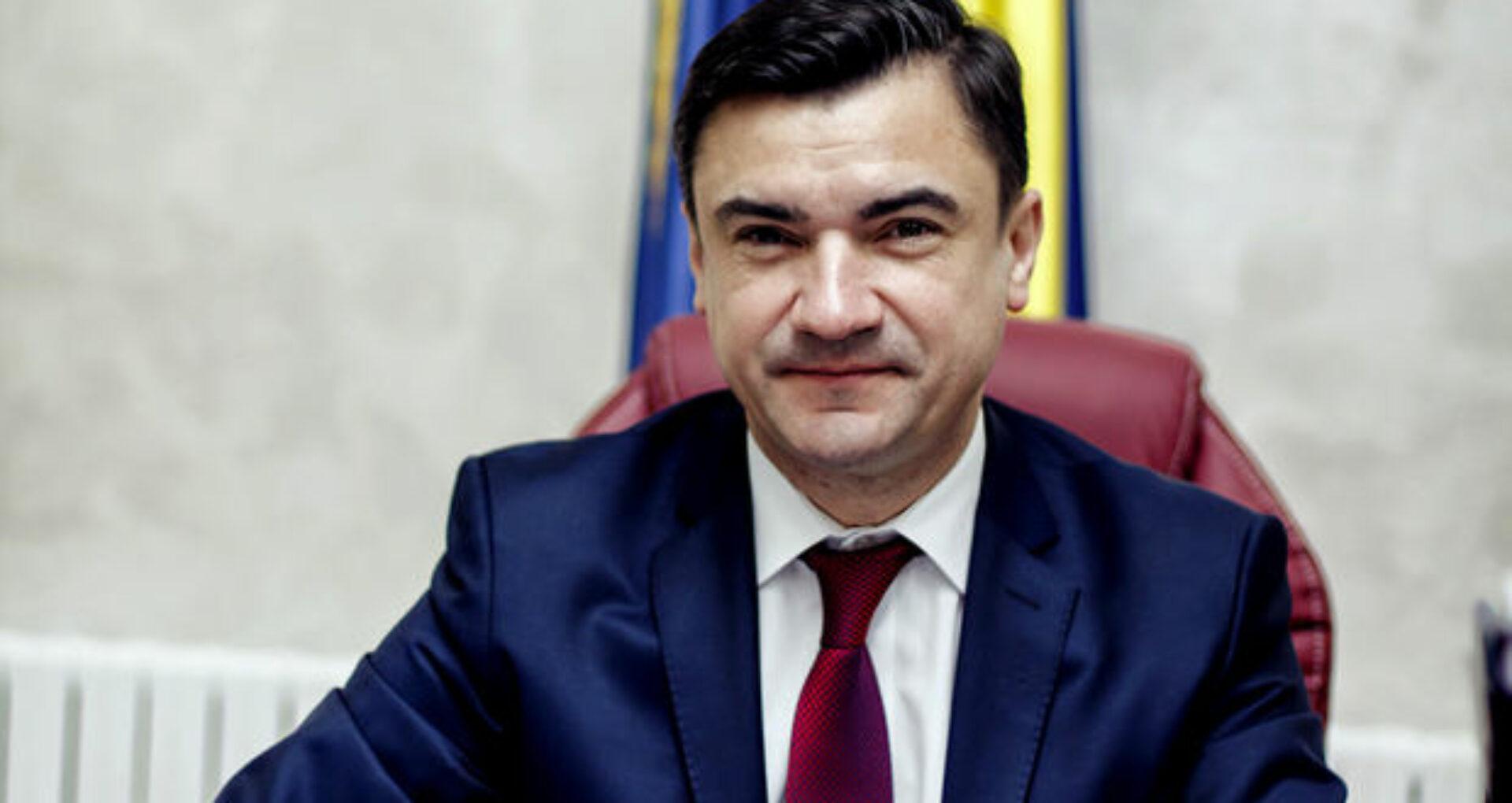 """Mesajul primarului de Iași, Mihai Chirica, pentru premierul Ion Chicu: """"Nu suntem supărați, și știți de ce? Pentru că nu aveam și nu am avut așteptări de la domnia voastră"""""""