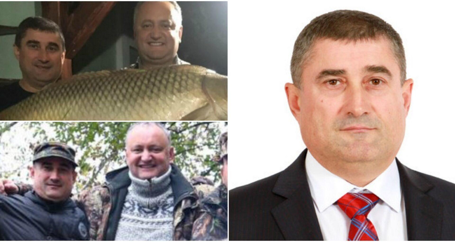 Noua funcție a lui Oleg Teterea, apropiatul lui Igor Dodon, după ce a renunțat la mandatul de deputat