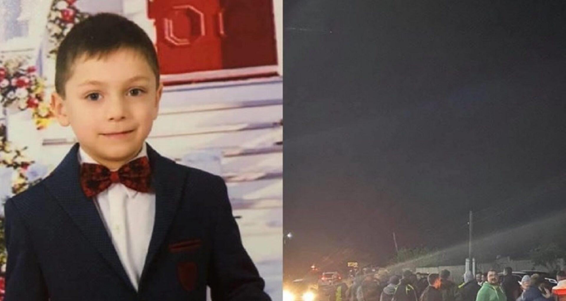Băiatul dispărut de la Hâncești: Ce afirmă mama, primarul și poliția după două zile de căutări