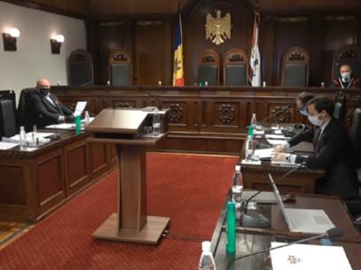 LIVE/ Sesizările privind împrumutul din Rusia: CC anunță hotărârea