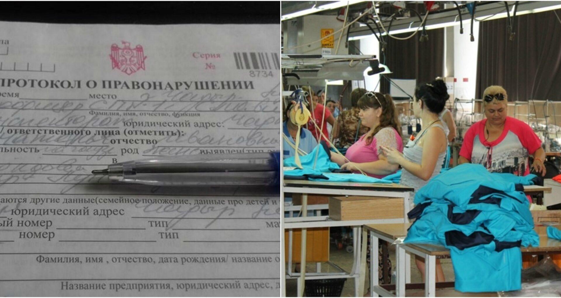 O jurnalistă a fost amendată după ce a scris pe Facebook despre neregulile semnalate pe timp de pandemie de către angajații unei fabrici