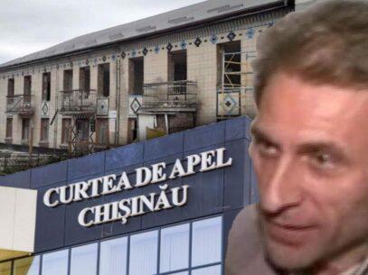"""Familia unui judecător de la Curtea de Apel Chișinău a cumpărat, cu 2,5 milioane de lei, clădirea unui fost hotel din Călărași. Primăria: """"Este în fază de reconstrucție"""""""