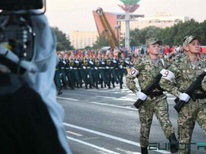 Lukashenko: Nu putem anula parada … Oamenii vor spune că ne-am speriat