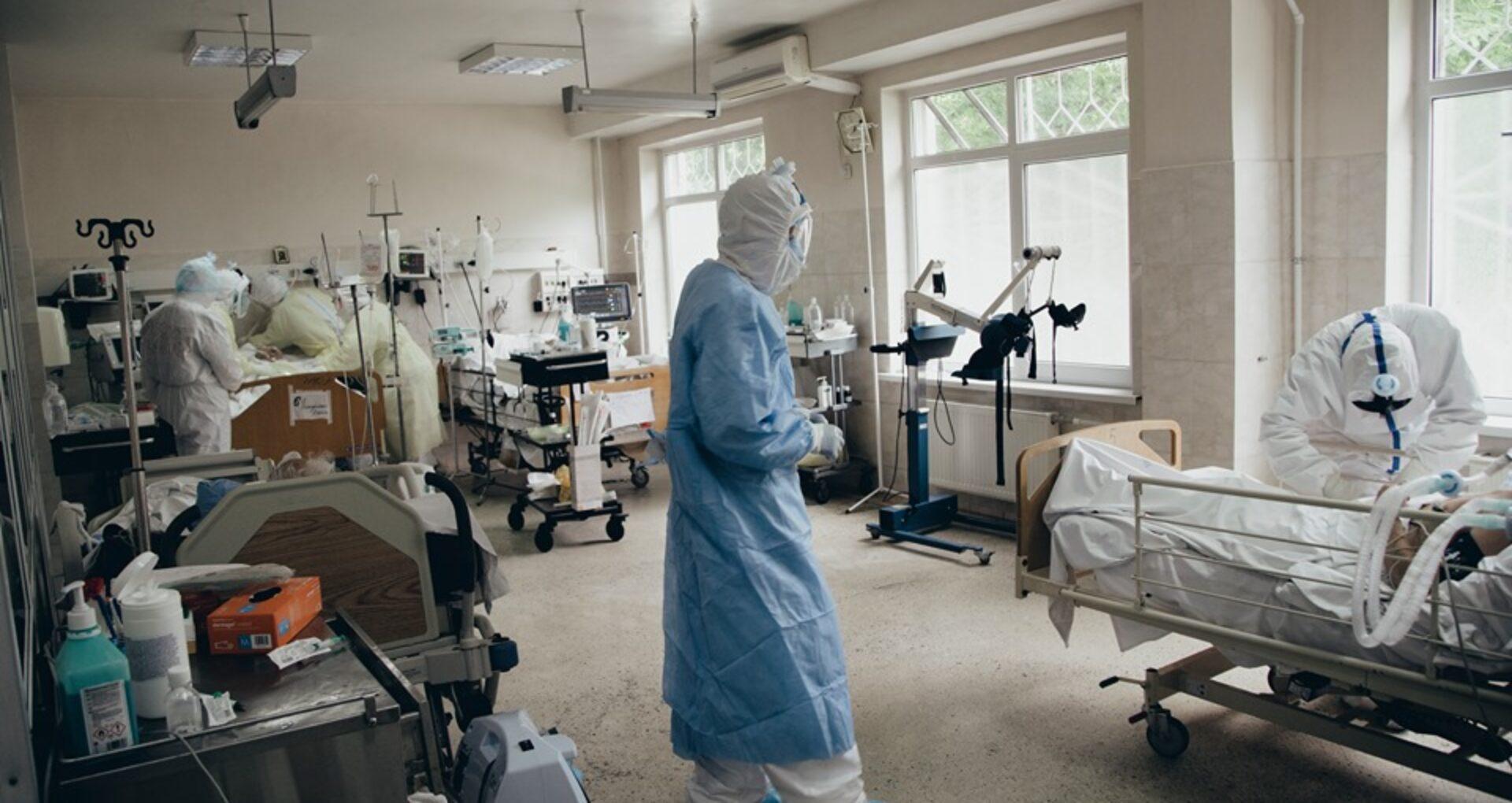 """VIDEO/ """"Noi nu mai vedem sfârșitul"""". Mărturii din Spitale, de Ziua Lucrătorului Medical"""