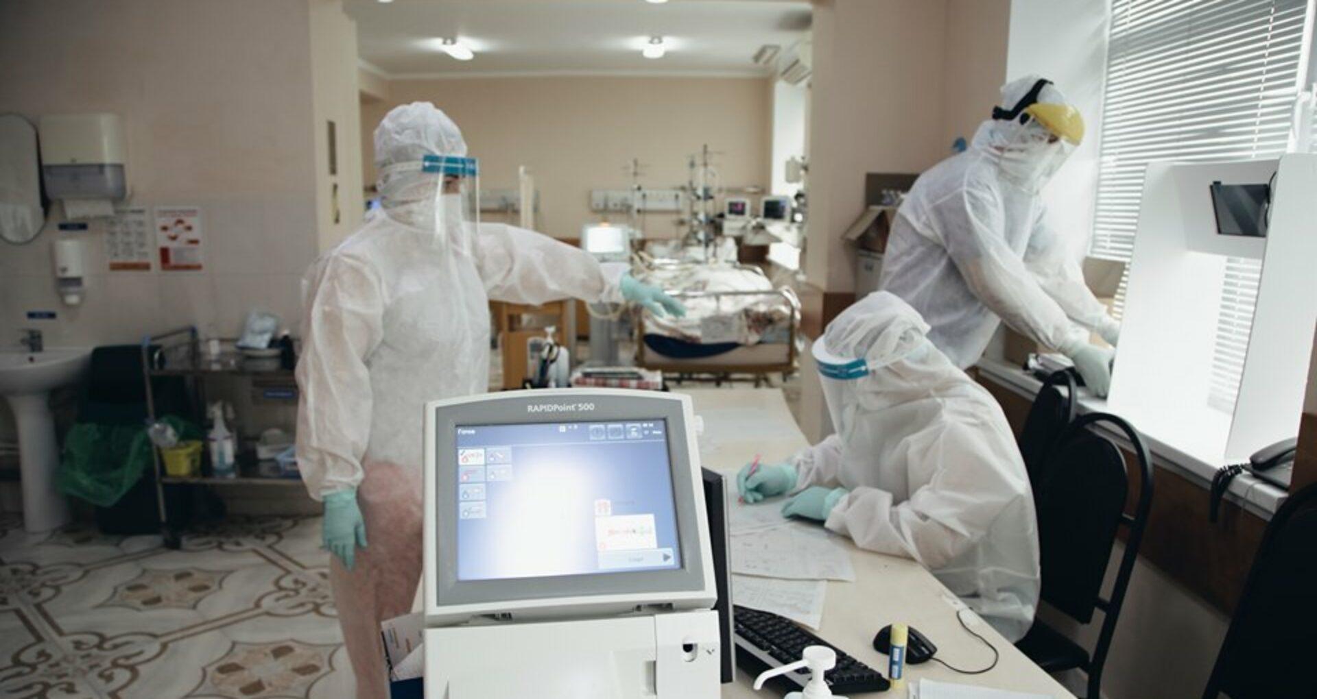 Alte trei persoane au decedat din cauza infecției cu Covid-19