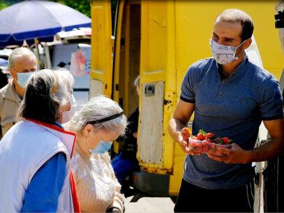Video/Pandemia din agricultură:  secetă, înghețuri, carantină și Facebook