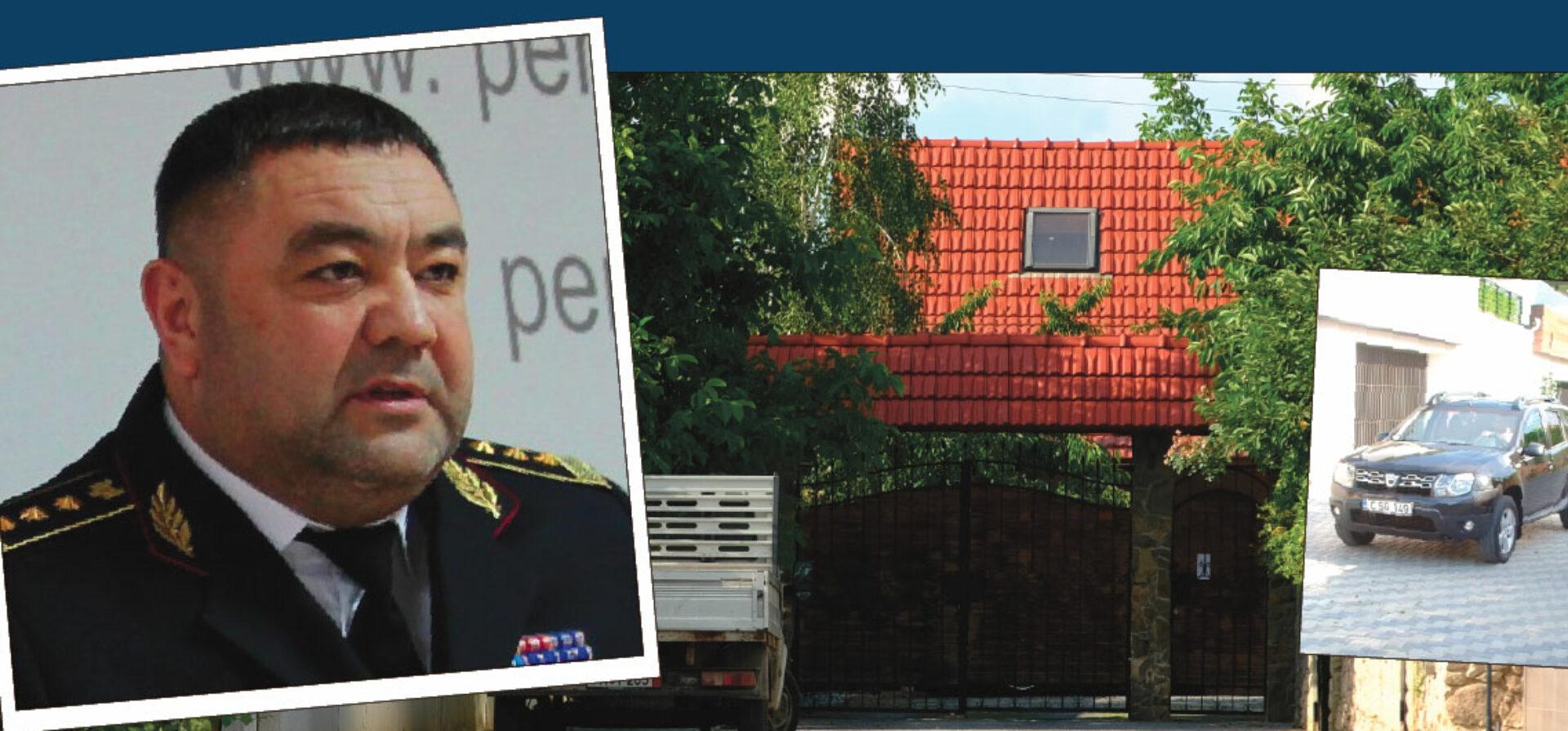 VIDEO/ Portretul unui șef de la ANP: Trăiește în casa mamei pensionare, primește donații de zeci de mii de euro de la rude și figurează într-un dosar pierdut de R. Moldova la CtEDO