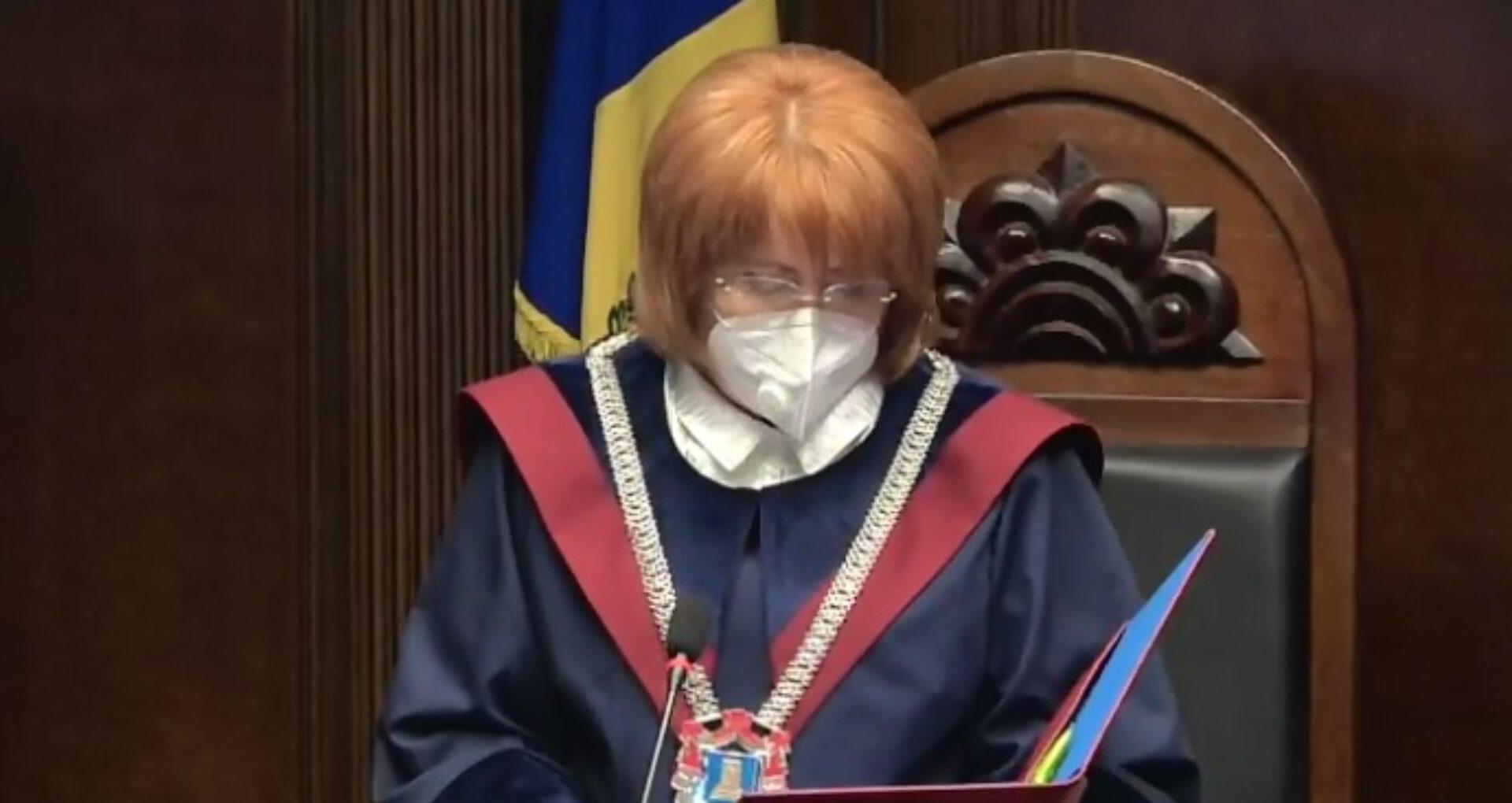 ULTIMA ORĂ! Curtea Constituțională a R. Moldova: art. 76 prim aliniat 1, în baza căruia au fost date amenzi în perioada stării de urgență, neconstituțional