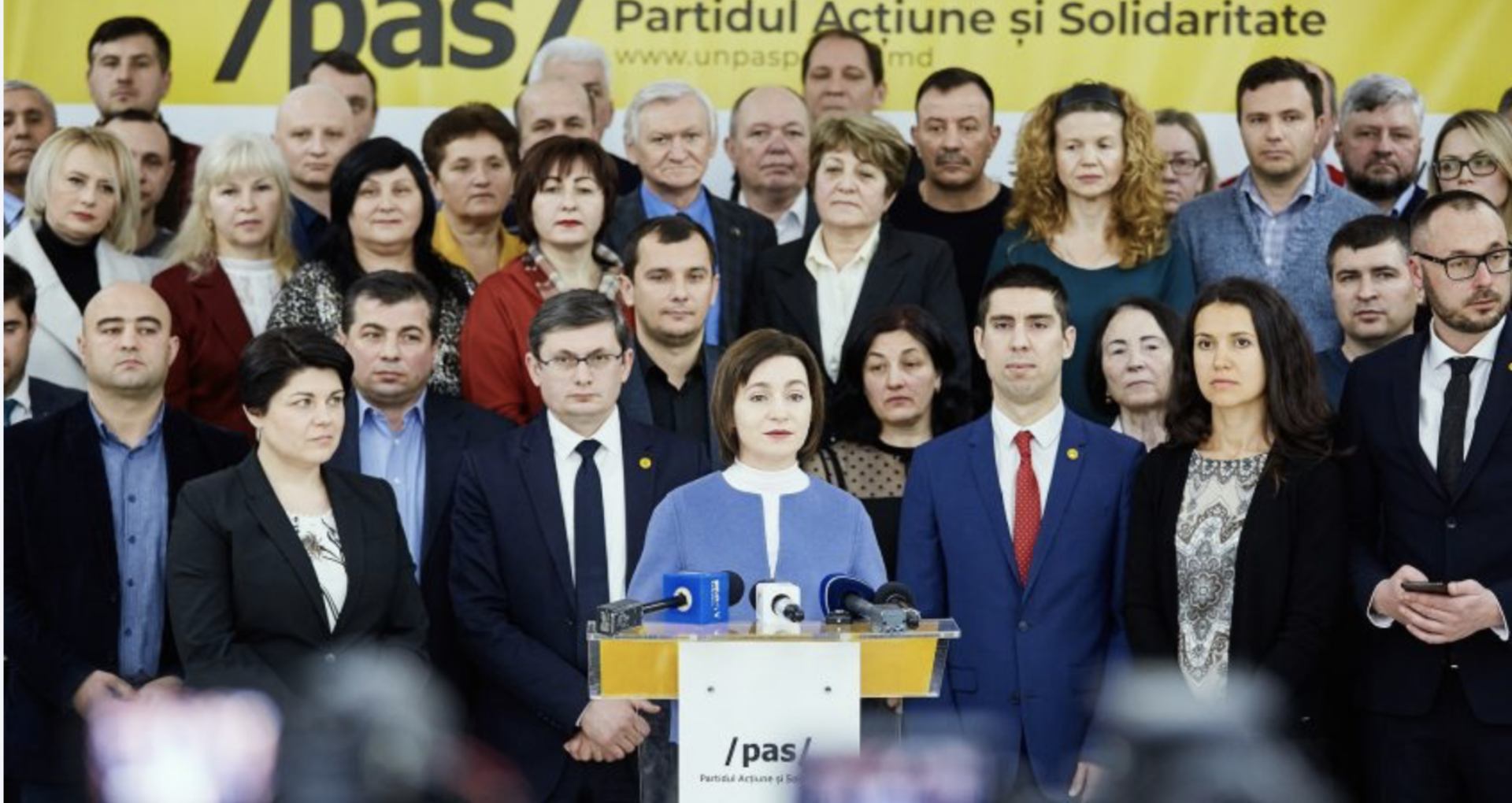 PAS va semna moțiunea de cenzură împotriva Guvernului Chicu