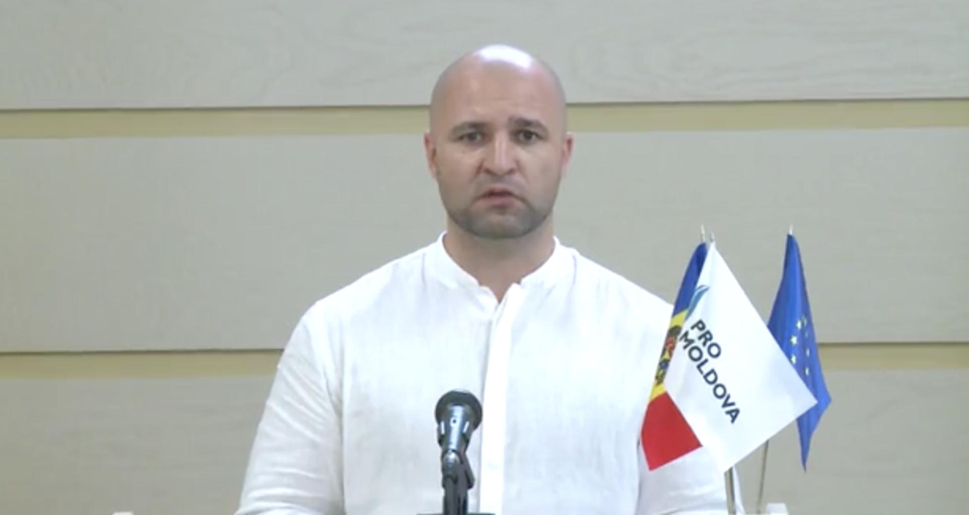Vasile Bolea: Vladimir Cebotari a părăsit Republica Moldova după evenimentele de la Președinție. Reacția lui Sergiu Sîrbu
