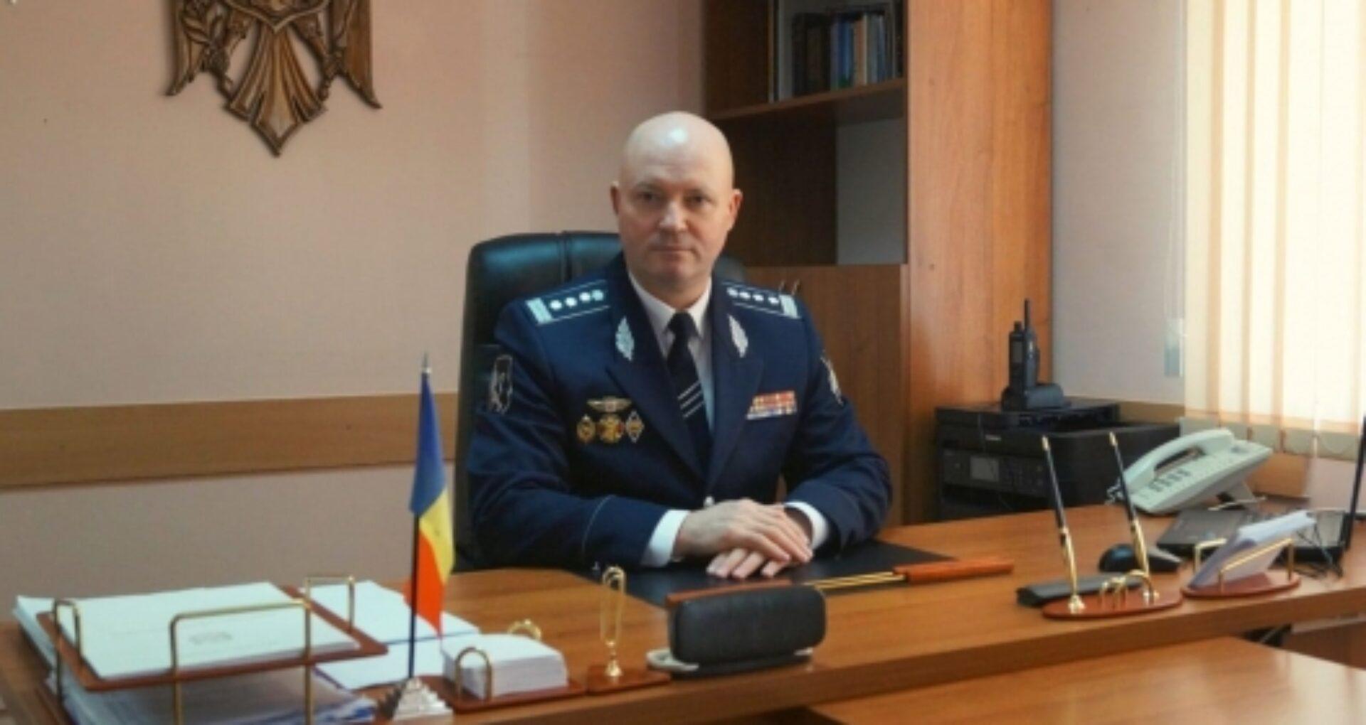 Vadim Cojocaru a demisionat de la șefia IGP. Cine preia conducerea