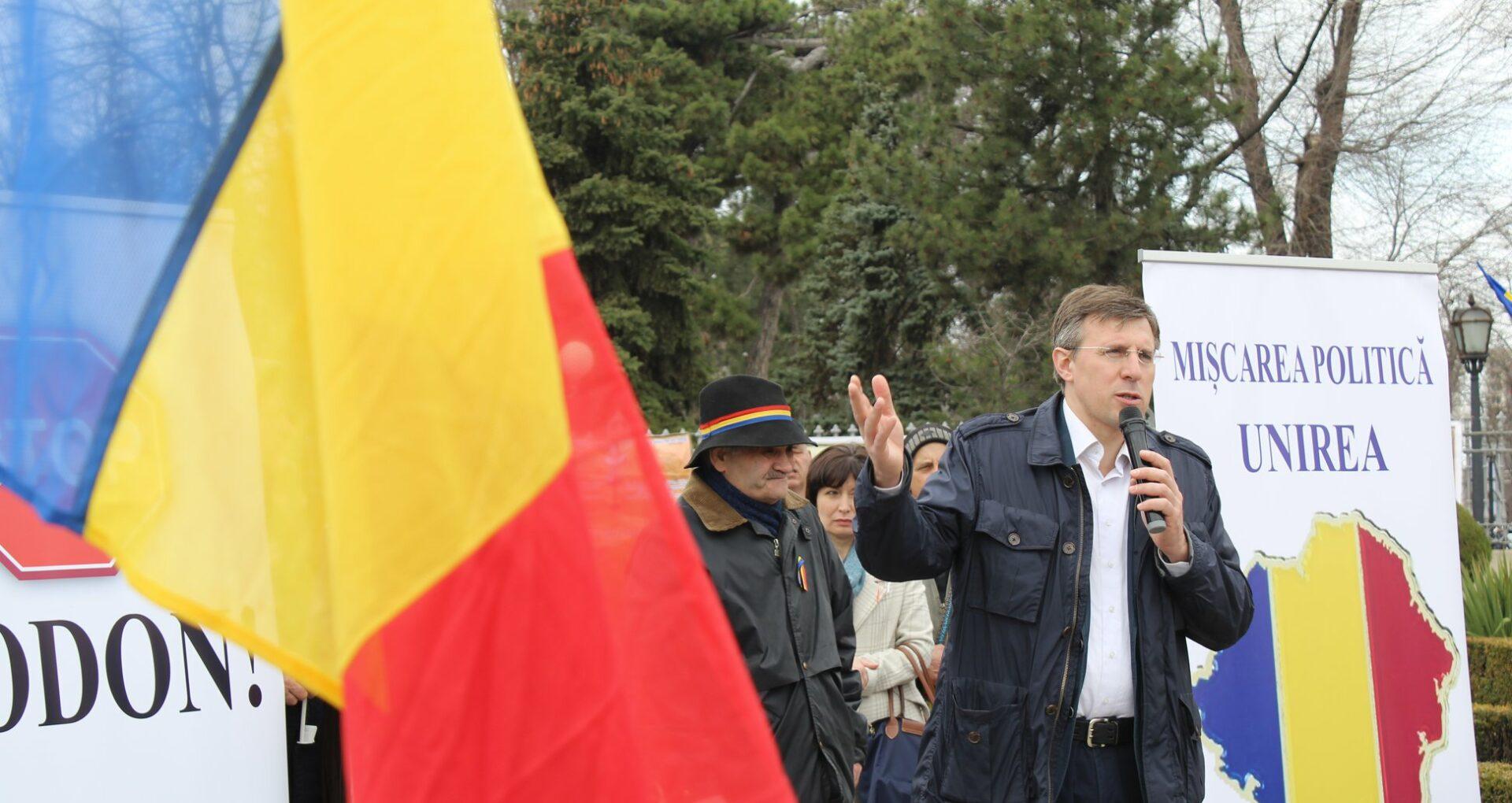 DOC/ Mișcarea Politică UNIREA și-a desemnat candidatul pentru alegerile prezidențiale din toamnă