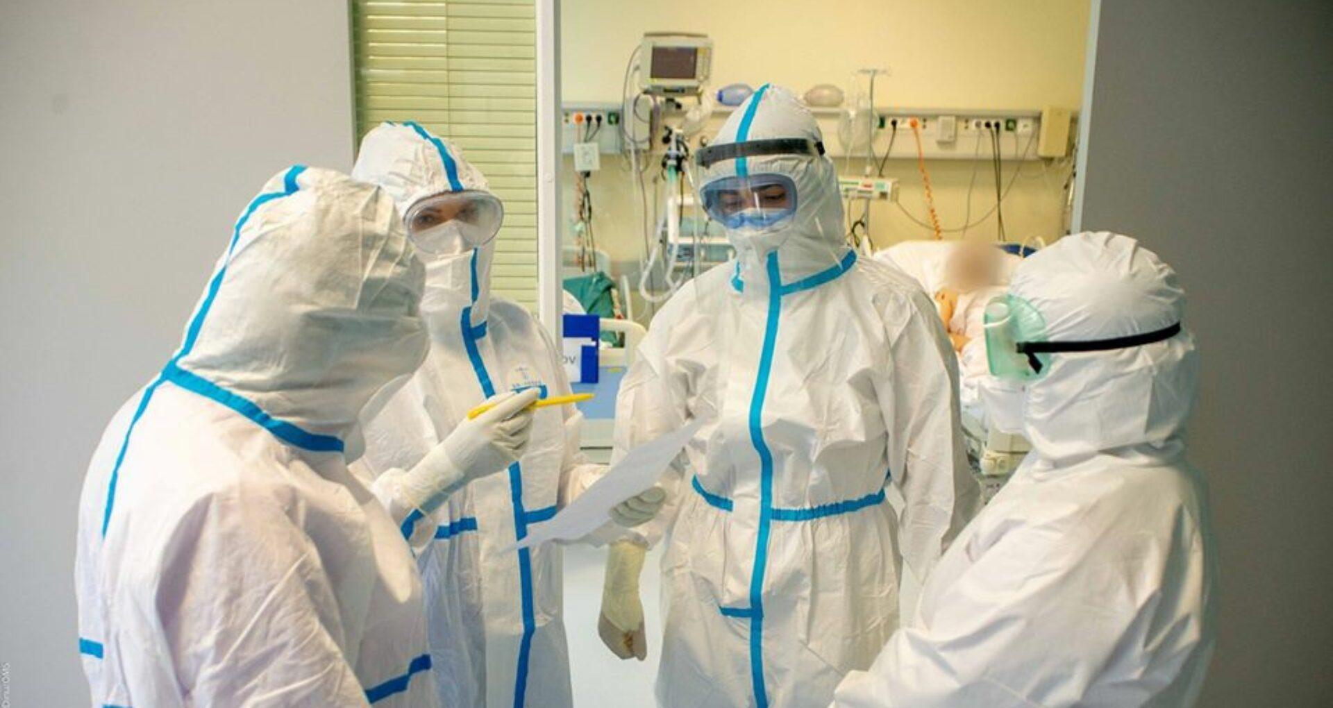 MSMPS: Lucrătorii medicali din R. Moldova sunt instruiți cu privire la implementarea vaccinului anti-COVID-19