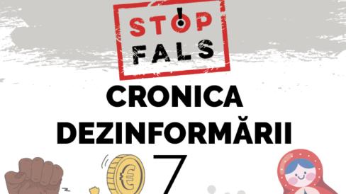 CRONICA DEZINFORMĂRII 7
