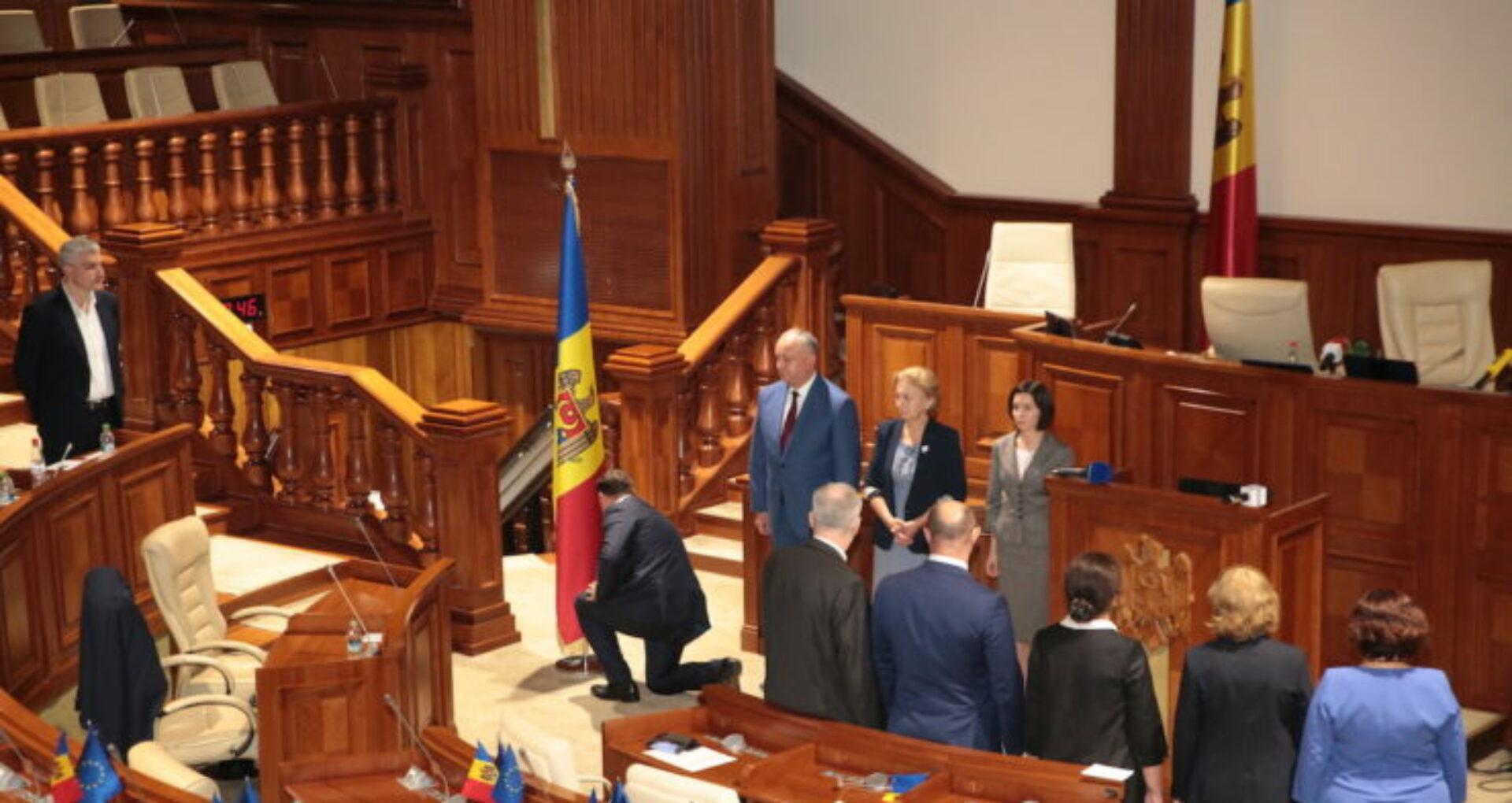 8 iunie 2019: Ce s-a întâmplat în ziua în care PSRM și Blocul ACUM au semnat Acordul care a debarcat regimul Plahotniuc de la guvernare