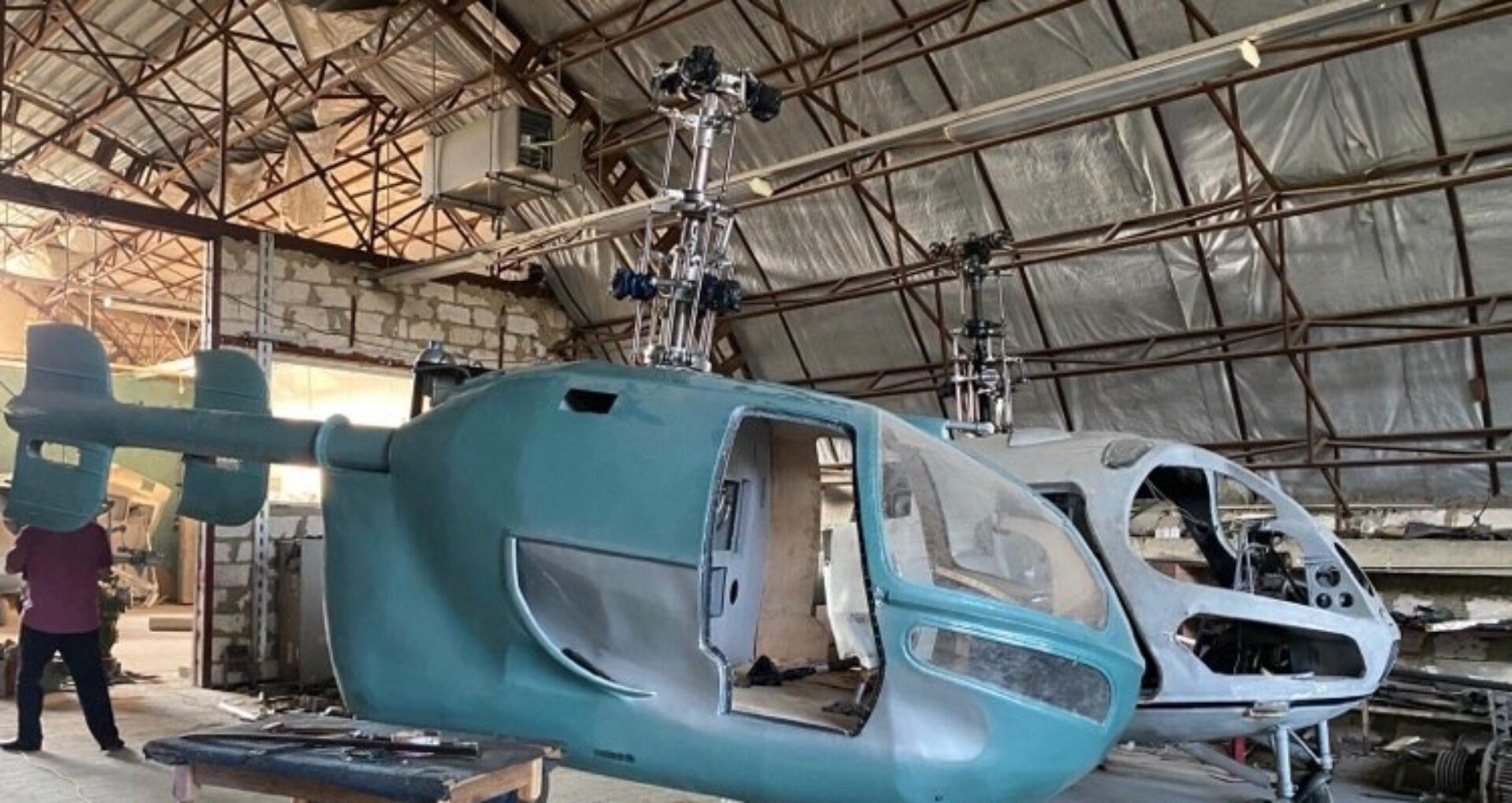 Elicoptere produse la Criuleni: Locuitori ai regiunii transnistrene făceau aparate de zbor și urmau să le exporte ilegal în statele CSI