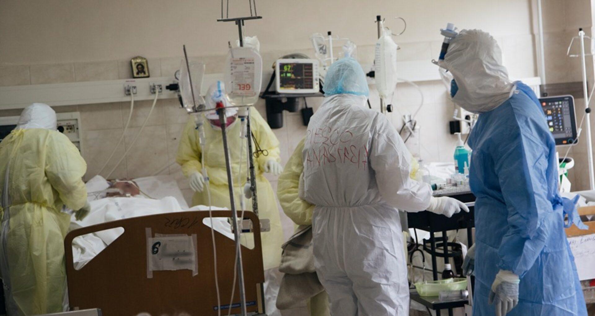 Un bărbat de 36 de ani a decedat din cauza complicațiilor provocate de COVID-19. Este cea mai tânără victimă răpusă de virus, în ultimele 24 de ore