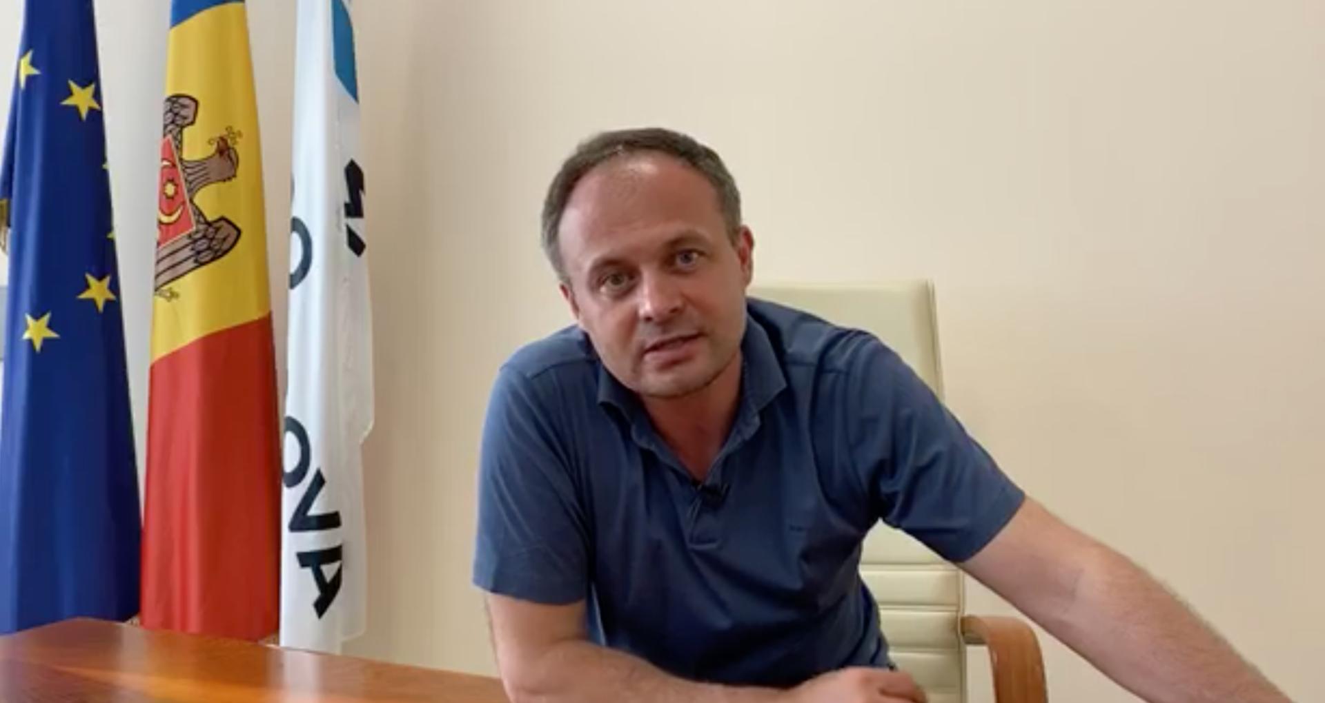 LIVE/ ULTIMA ORĂ! CEC a respins înregistrarea lui Andrian Candu în cursa pentru prezidențiale