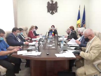 VIDEO/ Ședința CSP: Pe numele unui procuror a fost sistată procedura disciplinară. Motivul