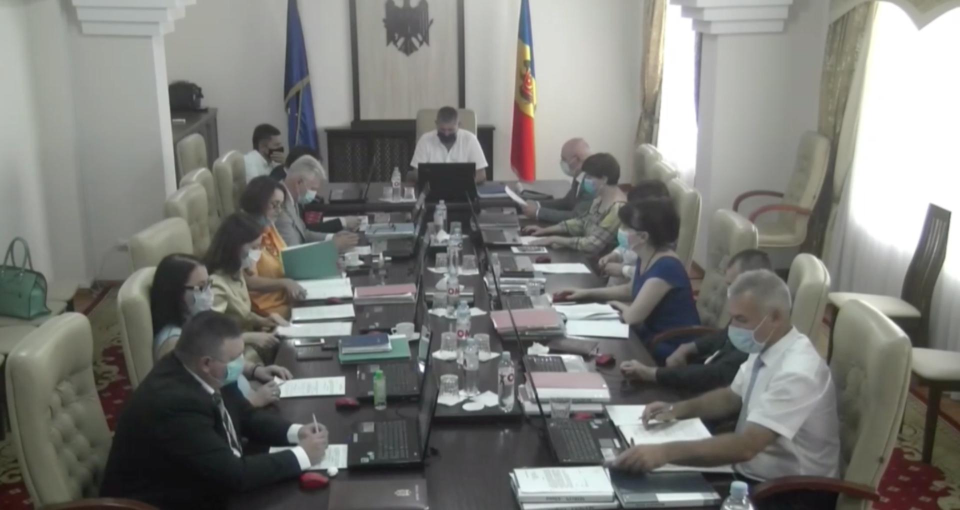 VIDEO/ Ședință importantă la CSM: Candidații promovați de CSM la funcții de conducere în mai multe instanțe din țară