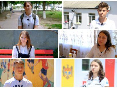 VIDEO/Generația 16: despre aspirațiile, obstacolele și așteptările tinerilor de 16 ani
