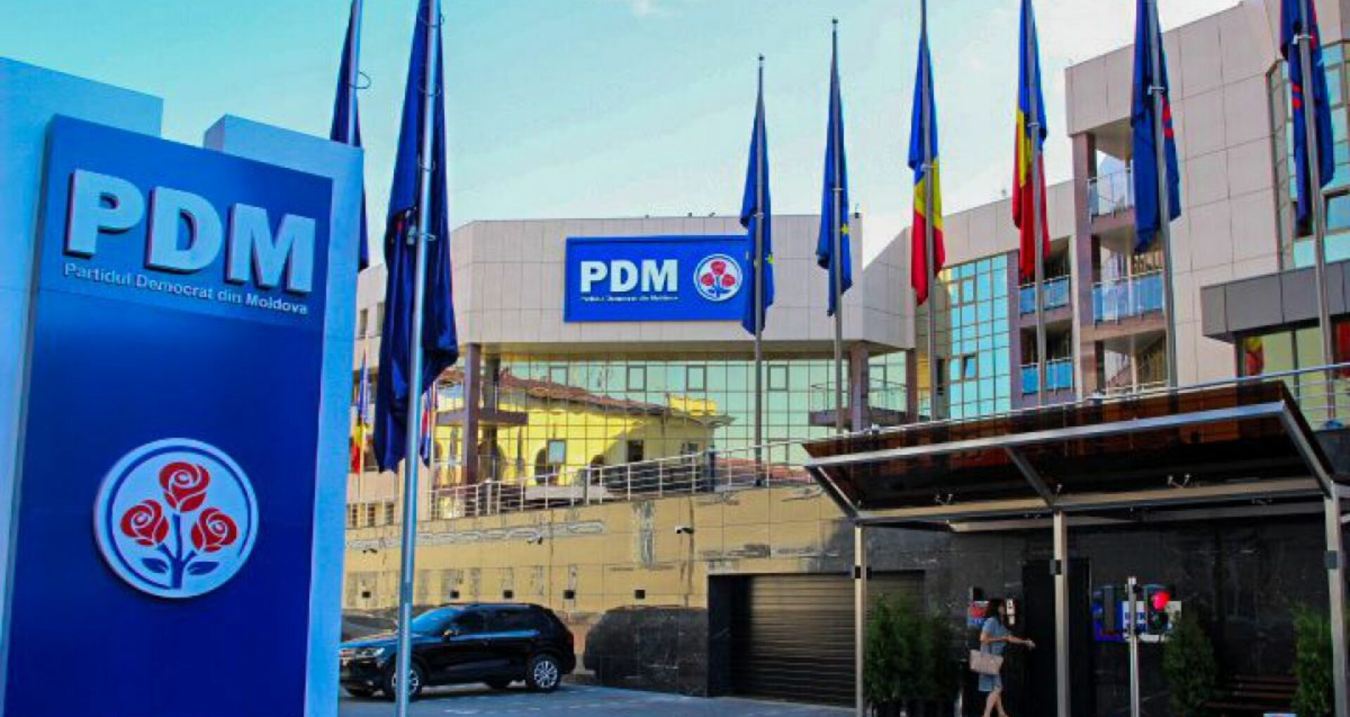 ULTIMA ORĂ! Percheziții la fostul sediu al PDM din stada Armenească